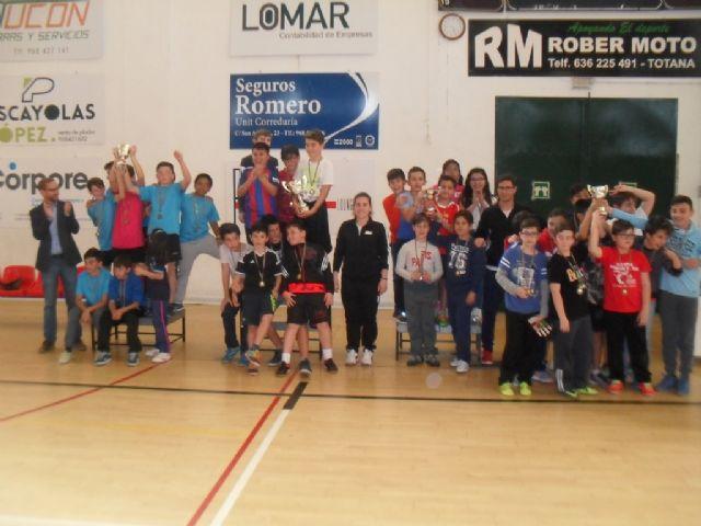 Finaliza la Fase Local de Balonmano Alev�n de Deporte Escolar, Foto 5