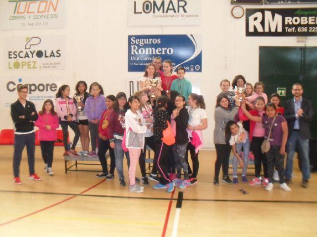 Finaliza la Fase Local de Balonmano Alevín de Deporte Escolar, Foto 6