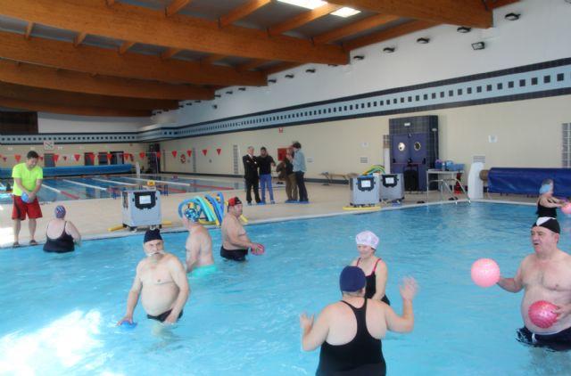 Aumenta el número de usuarios en las piscinas climatizadas de Puerto Lumbreras - 1, Foto 1