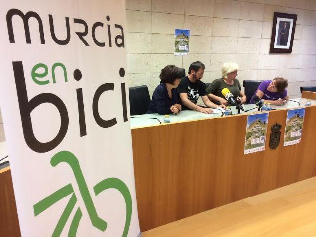 Cerca de 300 ciclistas llegan a Totana mañana, Foto 3