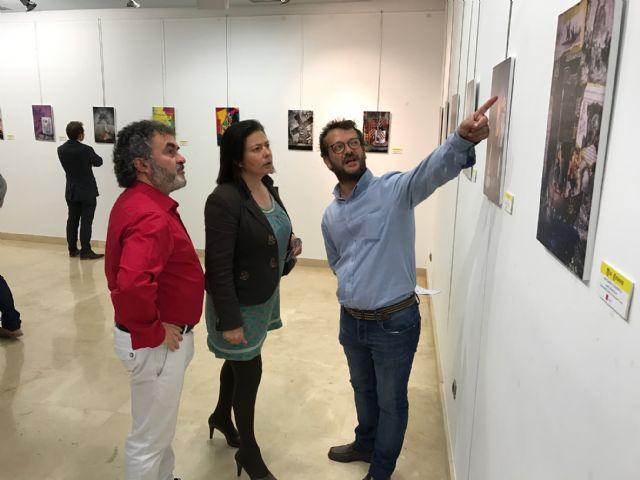 La exposición de fotografías Tras Cervantes en Torre Pacheco - 3, Foto 3