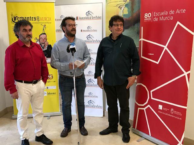 La exposición de fotografías Tras Cervantes en Torre Pacheco - 4, Foto 4