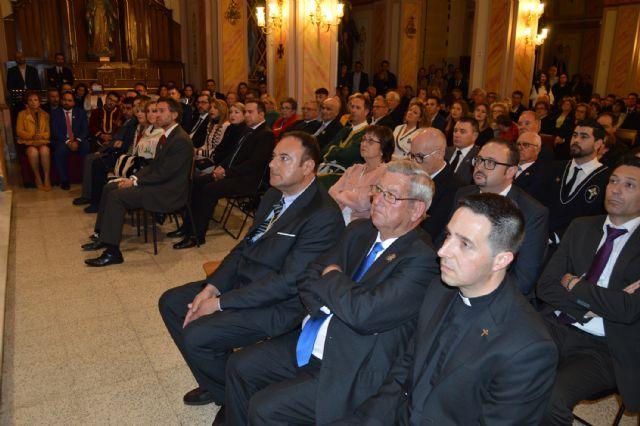 El pregón de Rafael Fuentes inicia la Semana Santa de Las Torres de Cotillas - 1, Foto 1