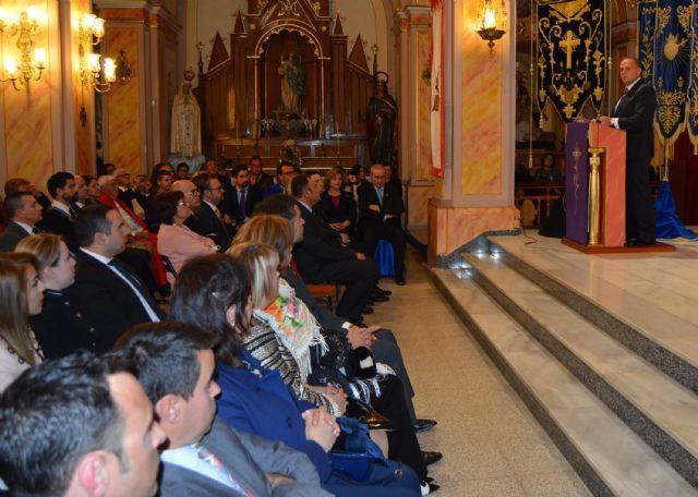 El pregón de Rafael Fuentes inicia la Semana Santa de Las Torres de Cotillas - 5, Foto 5