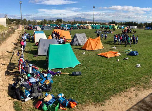 Gran fin de semana scout en Las Torres de Cotillas - 4, Foto 4