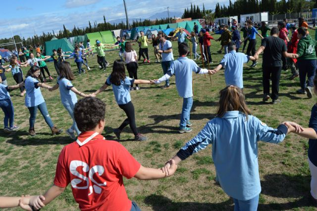 Gran fin de semana scout en Las Torres de Cotillas - 5, Foto 5