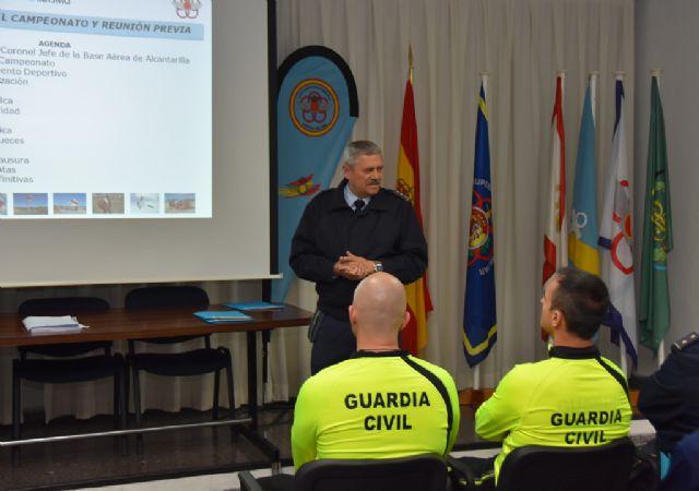 El 52º Campeonato Nacional Militar de Paracaidismo llega con poderío a la Base Aérea de Alcantarilla - 2, Foto 2