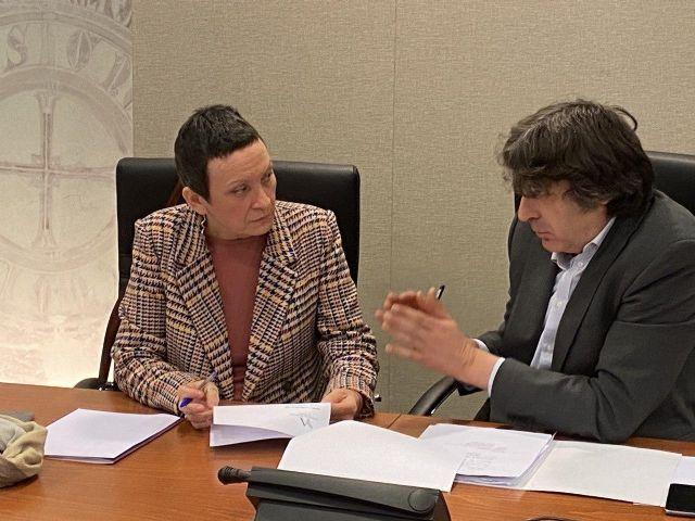 Podemos registra 30 preguntas en la Asamblea Regional tras casi mes de ausencia de explicaciones de López Miras - 1, Foto 1