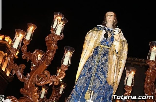 Holy Tuesday, an important day in Totanera Easter
