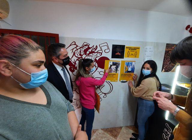 'Cuido mi barrio' informará a los vecinos de San José Obrero de las medidas para prevenir la Covid-19 - 3, Foto 3