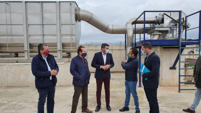 La Comunidad gestionará la depuradora de aguas residuales del Polígono Industrial de Cabecicos Blancos de Librilla - 1, Foto 1