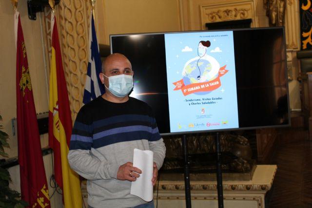 Presentada la V Semana de la Salud que incluye charlas, visitas guiadas y senderismo - 5, Foto 5
