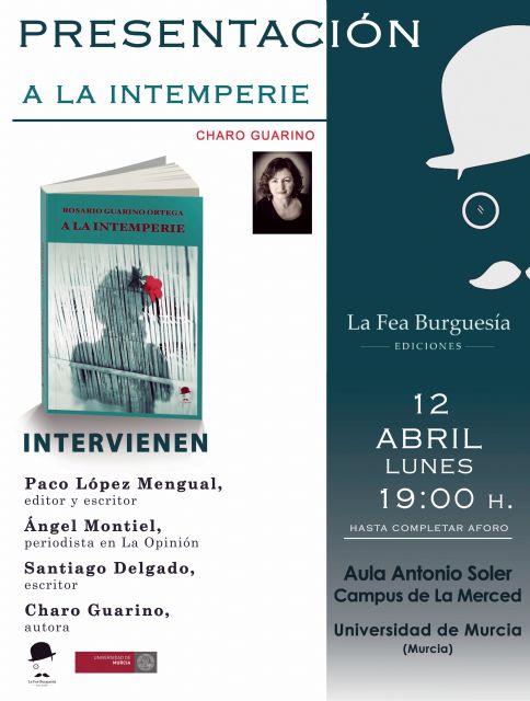 La Fea Burguesía Ediciones presenta A LA INTEMPERIE, el diario de un verano diferente de Rosario Guarino, Foto 3