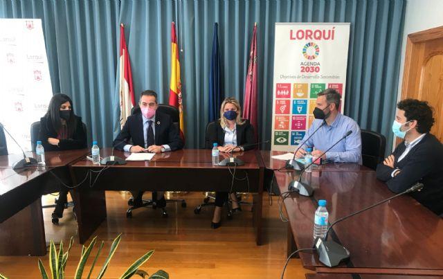 El Ayuntamiento de Lorquí adjudica por 1.800.000 euros las obras que proporcionarán suministro eléctrico al Saladar II - 1, Foto 1