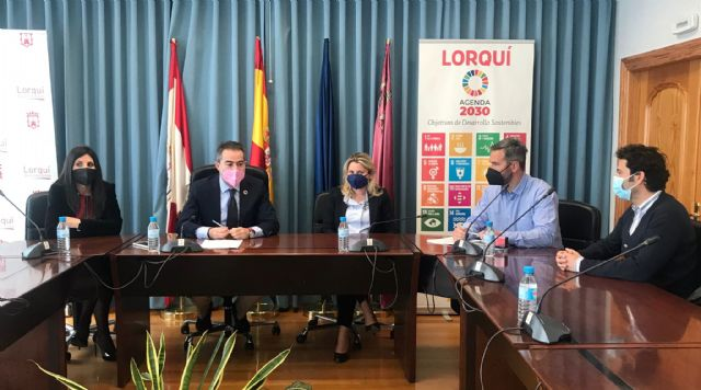 El Ayuntamiento de Lorquí adjudica por 1.800.000 euros las obras que proporcionarán suministro eléctrico al Saladar II - 2, Foto 2