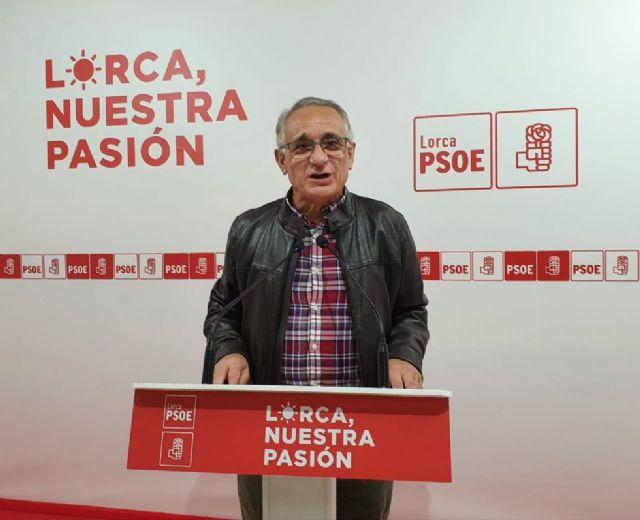 Julián Herencia: con las vacunas que el Gobierno Regional del señor López Miras tiene sin utilizar se podría vacunar a todo el término municipal de Lorca - 1, Foto 1