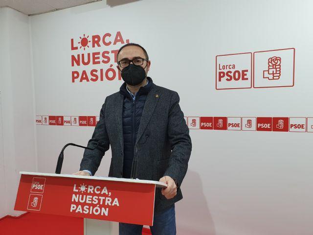 Isidro Abellán: el Coso de Sutullena es un ejemplo más de los proyectos 'chapuza' heredados del PP de Lorca - 1, Foto 1