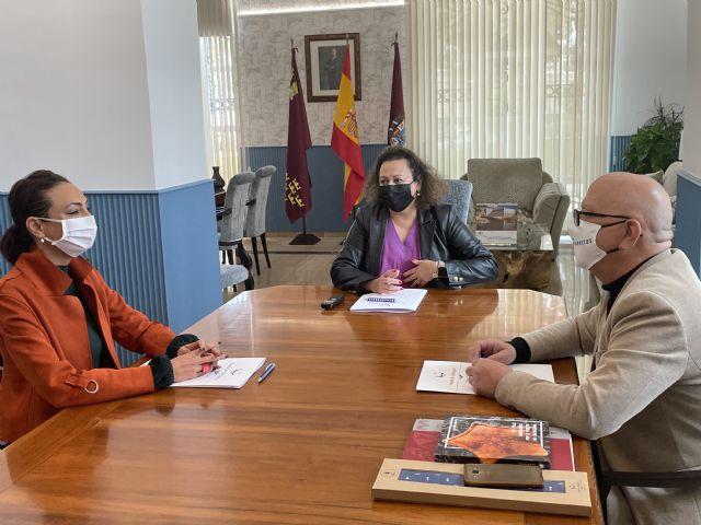 Autoridad Portuaria y consejería de Empresa refuerzan su colaboración para avanzar en los proyectos estratégicos del Puerto de Cartagena - 1, Foto 1