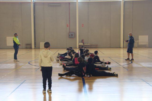 Deportes divulga entre los más jóvenes la importancia de la actividad física y la alimentación saludable - 4, Foto 4