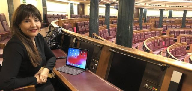 Marisol Sánchez Jódar valora el esfuerzo del Gobierno de España para garantizar la llegada de vacunas, Foto 1