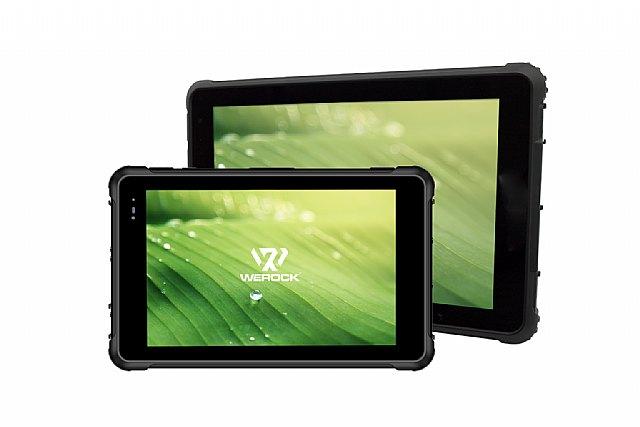 Serie Rocktab S100: WEROCK presenta sus nuevas tabletas robustas - 1, Foto 1
