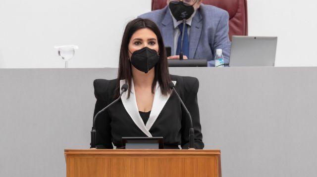 Miriam Guardiola: Por mucho que le pese a los socialistas, López Miras seguirá exigiendo más vacunas y un plan B jurídico que respalde a las CCAA - 1, Foto 1