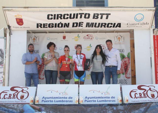 300 ciclistas participan en el Campeonato Regional XCM y tercera prueba de BTT Región de Murcia disputada en Puerto Lumbreras - 2, Foto 2