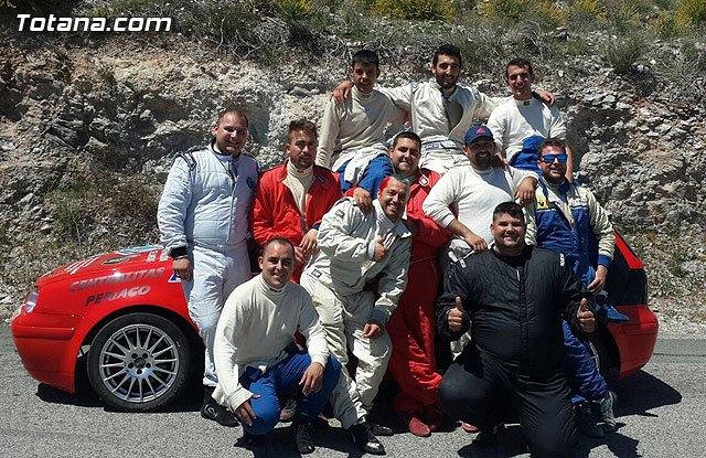 El automóvil club Totana ha estado presente en la XXXV subida a playas de Mazarrón, Foto 1