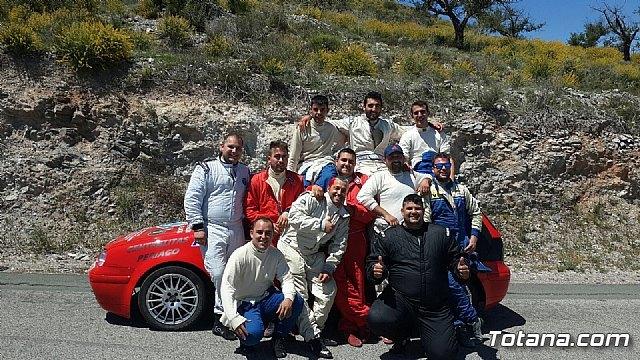 El automóvil club Totana ha estado presente en la XXXV subida a playas de Mazarrón, Foto 2