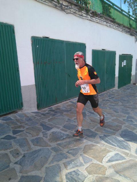 El Club Atletismo Totana participó en la XXXVIII carrera Pedestre de Ceutí, en el XV Traíl de Almanzora y en la VI Carrera Por Montaña de Aledo, Foto 1