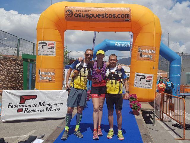 El Club Atletismo Totana participó en la XXXVIII carrera Pedestre de Ceutí, en el XV Traíl de Almanzora y en la VI Carrera Por Montaña de Aledo, Foto 4