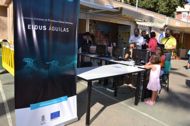 El proyecto Águilas SOStenible presentado por la Concejalía de Desarrollo Local a la convocatoria Edusi consigue cinco millones de euros procedentes de Fondos Europeos - 1, Foto 1