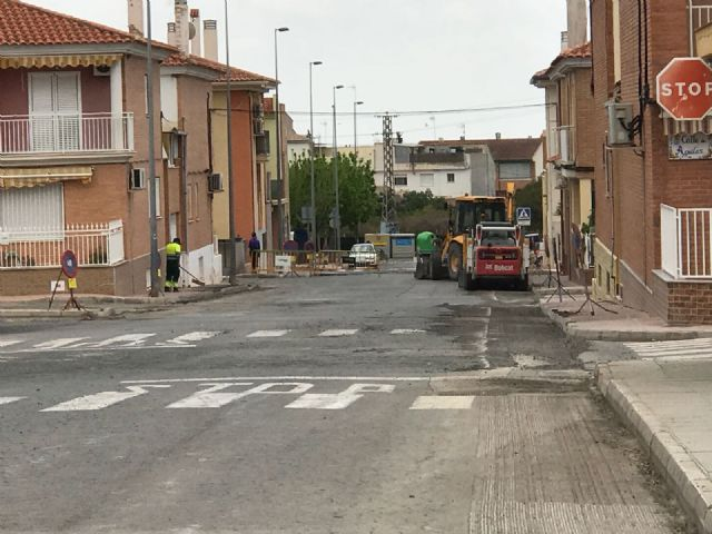 The paving works on Moratalla Street begin this week and the renovation of the supply and sanitation networks on Sucre Street
