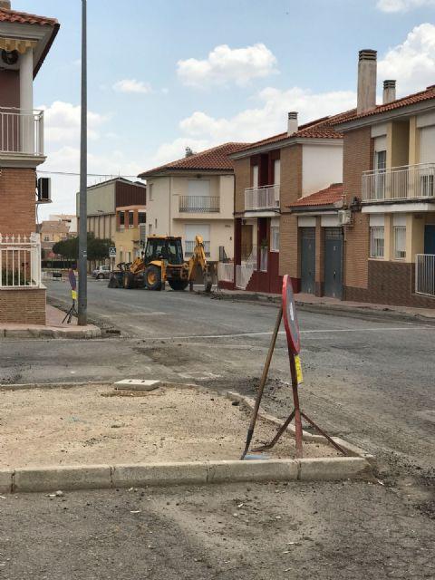 Comienzan esta semana las obras de pavimentación de la calle Moratalla, Foto 2