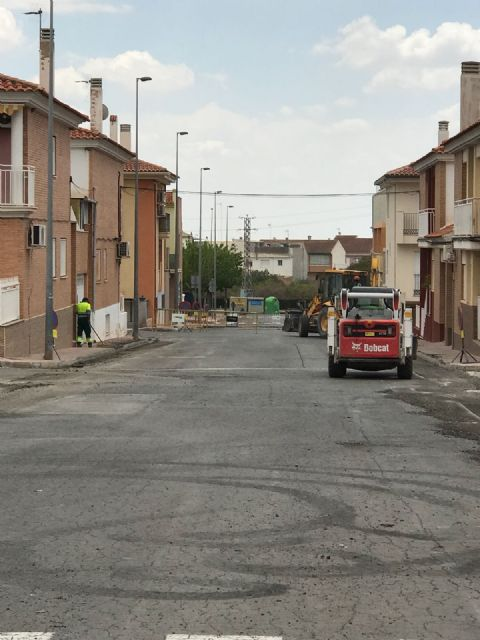 The paving works on Moratalla Street begin this week and the renovation of the supply and sanitation networks on Sucre Street - 3