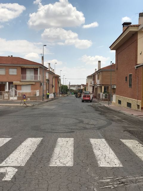 The paving works on Moratalla Street begin this week and the renovation of the supply and sanitation networks on Sucre Street - 4