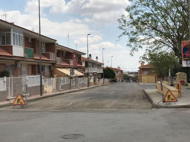 The paving works on Moratalla Street begin this week and the renovation of the supply and sanitation networks on Sucre Street - 5