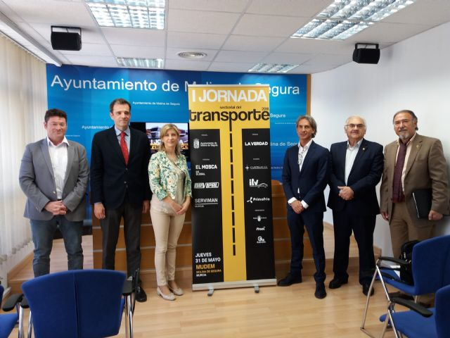 La I Jornada sectorial del Transporte analizará en Molina de Segura la situación actual del sector y sus retos de futuro - 1, Foto 1