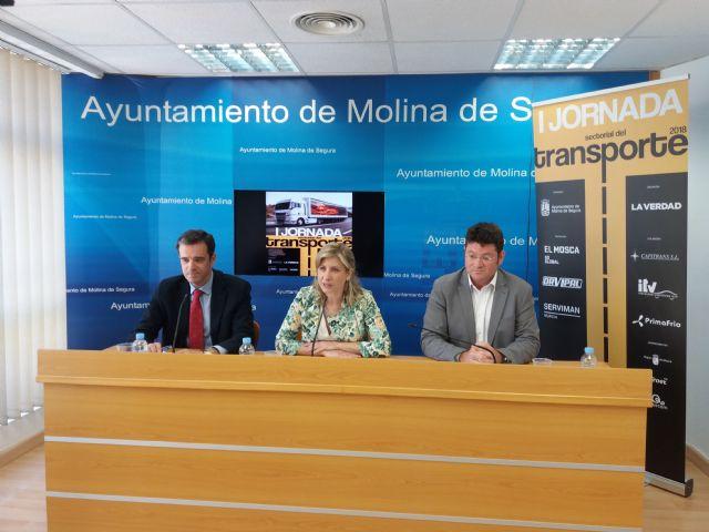 La I Jornada sectorial del Transporte analizará en Molina de Segura la situación actual del sector y sus retos de futuro - 2, Foto 2
