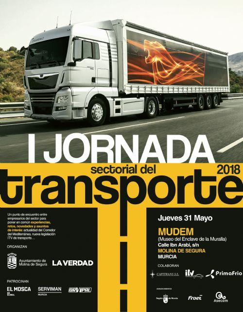 La I Jornada sectorial del Transporte analizará en Molina de Segura la situación actual del sector y sus retos de futuro - 3, Foto 3