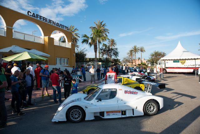 Sergi Pañella repite victoria en la subida automovilística Playas de Mazarrón, Foto 1