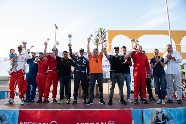 Sergi Pañella repite victoria en la subida automovilística Playas de Mazarrón, Foto 2