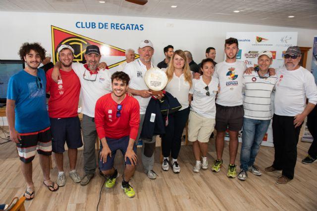 La regata Bahía de Mazarrón bate su récord de participación, Foto 1