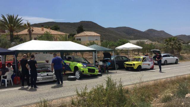 Buena actuación de los pilotos del Automóvil Club Totana en la Subida a Mazarrón, Foto 2