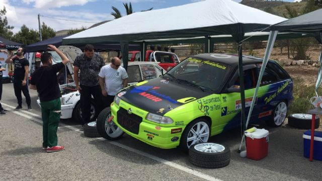 Good performance of the drivers of the Automobile Club Totana in the Subida a Mazarrón - 3