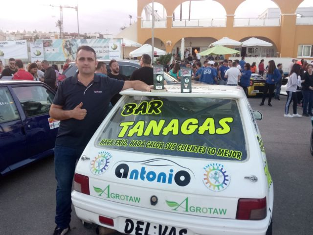 Good performance of the drivers of the Automobile Club Totana in the Subida a Mazarrón - 4