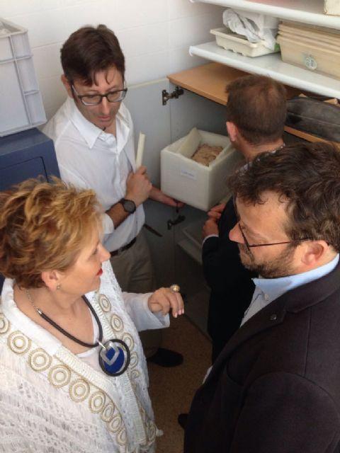 Inaugurado el Laboratorio de Investigaciones Arqueológicas y Paleoantropológicas de la Sima de las Palomas del Cabezo Gordo - 1, Foto 1