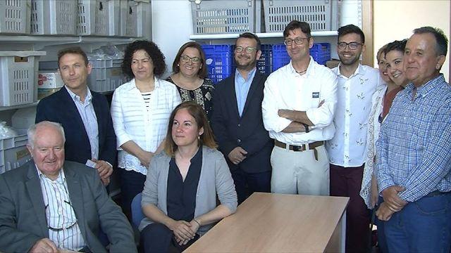 Inaugurado el Laboratorio de Investigaciones Arqueológicas y Paleoantropológicas de la Sima de las Palomas del Cabezo Gordo - 2, Foto 2