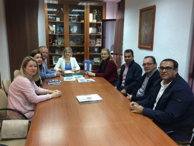 Profesionales del Balneario de Archena y de la mayorista de viajes Wala asisten a una Visita de Familiarización en Molina de Segura - 1, Foto 1