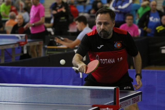 Spanish Association Table Tennis Veterans Association With more than 500 participants, in the town of Altea, on Wednesday 1 began the team test of the most important veterans championship in Spain - 3